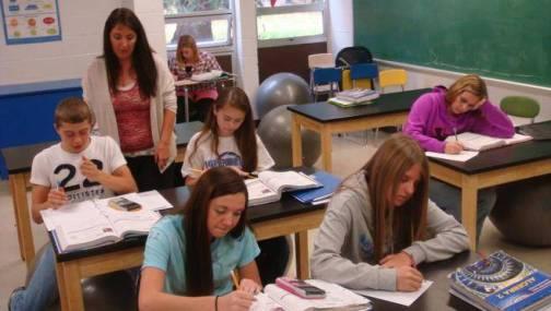 ClassroomScene