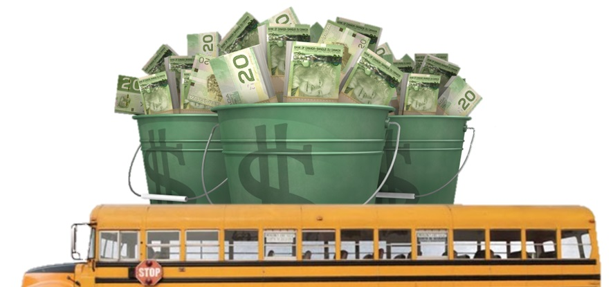 Education on wheels what are the real costs of busing too many kids aimsedonwheels reheart Image collections