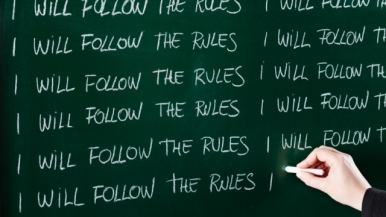 FollowingtheRules