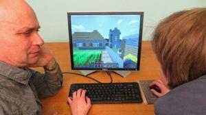 MinecraftFatherSon