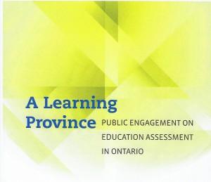 Ontario Education Reform   Educhatter