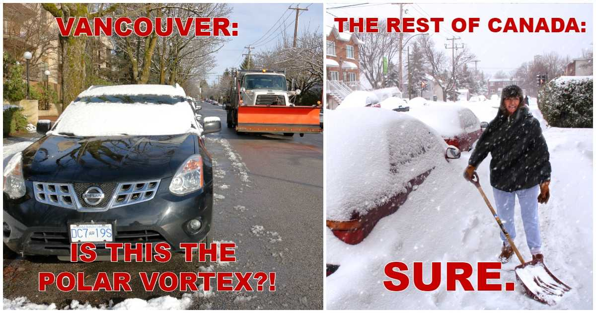 SnowDayVancouver