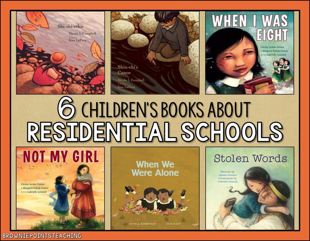 IndigenousResidentialSchoolBooks