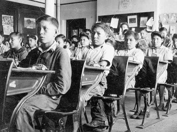 IndigenousResidentialSchoolClass